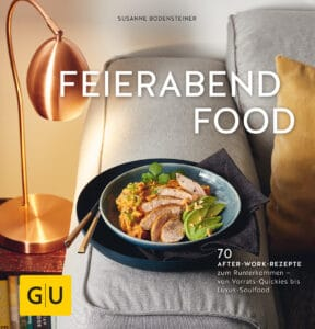 Feierabendfood - Buch (Hardcover)