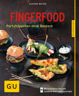 Fingerfood - Buch (Softcover)