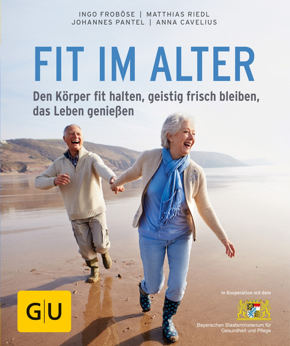 Fit im Alter - Buch (Softcover)