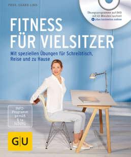 Fitness für Vielsitzer (mit DVD) - Buch