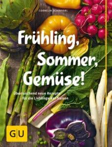Frühling, Sommer, Gemüse! - Buch (Hardcover)