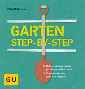 Garten step-by-step - Buch (Softcover)