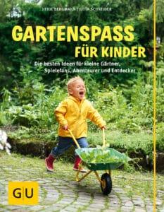 Gartenspaß für Kinder - Buch (Hardcover)