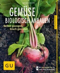 Gemüse biologisch anbauen - Buch (Softcover)