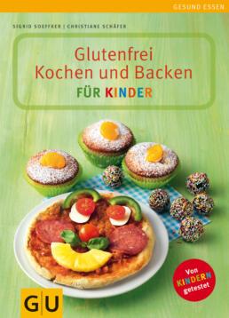 Glutenfrei Kochen und Backen für Kinder - Buch (Softcover)