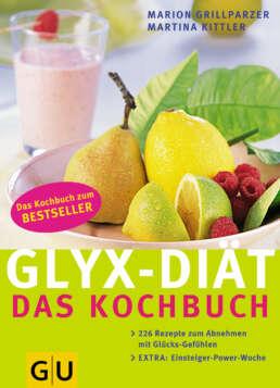 GLYX-DIÄT -  Das Kochbuch - Buch (Softcover)
