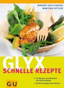 Glyx - schnelle Rezepte - Buch (Softcover)