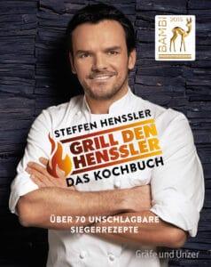 Grill den Henssler - Das Kochbuch - Buch (Hardcover)