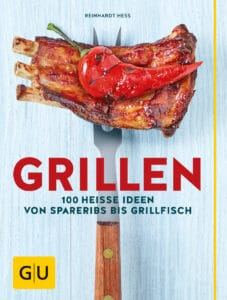 Grillen - Buch (Hardcover)