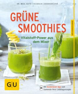 Grüne Smoothies - Buch (Softcover)