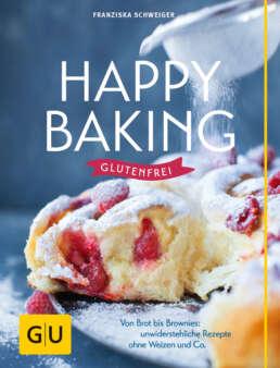 Happy baking glutenfrei - Buch (Hardcover)