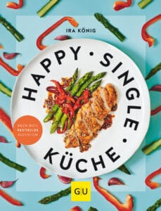 Happy Singleküche - Buch (Hardcover)