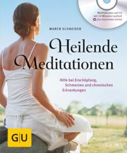 Heilende Meditationen - Buch