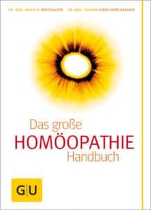 Homöopathie - Das große Handbuch - Buch (Hardcover)