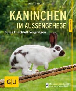 Kaninchen im Außengehege - Buch (Softcover)