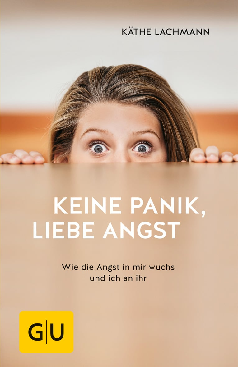 Keine Panik, liebe Angst - Buch (Softcover)