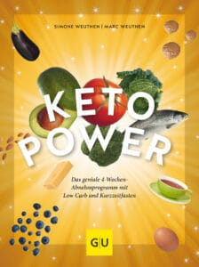 Keto-Power - Buch (Softcover)