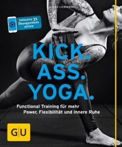 Kick Ass Yoga - Buch (Softcover)