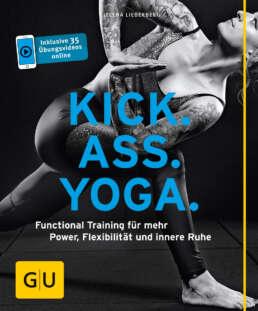 Kick Ass Yoga - Buch (Softcover)