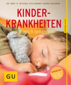 Kinderkrankheiten natürlich behandeln - Buch (Softcover)