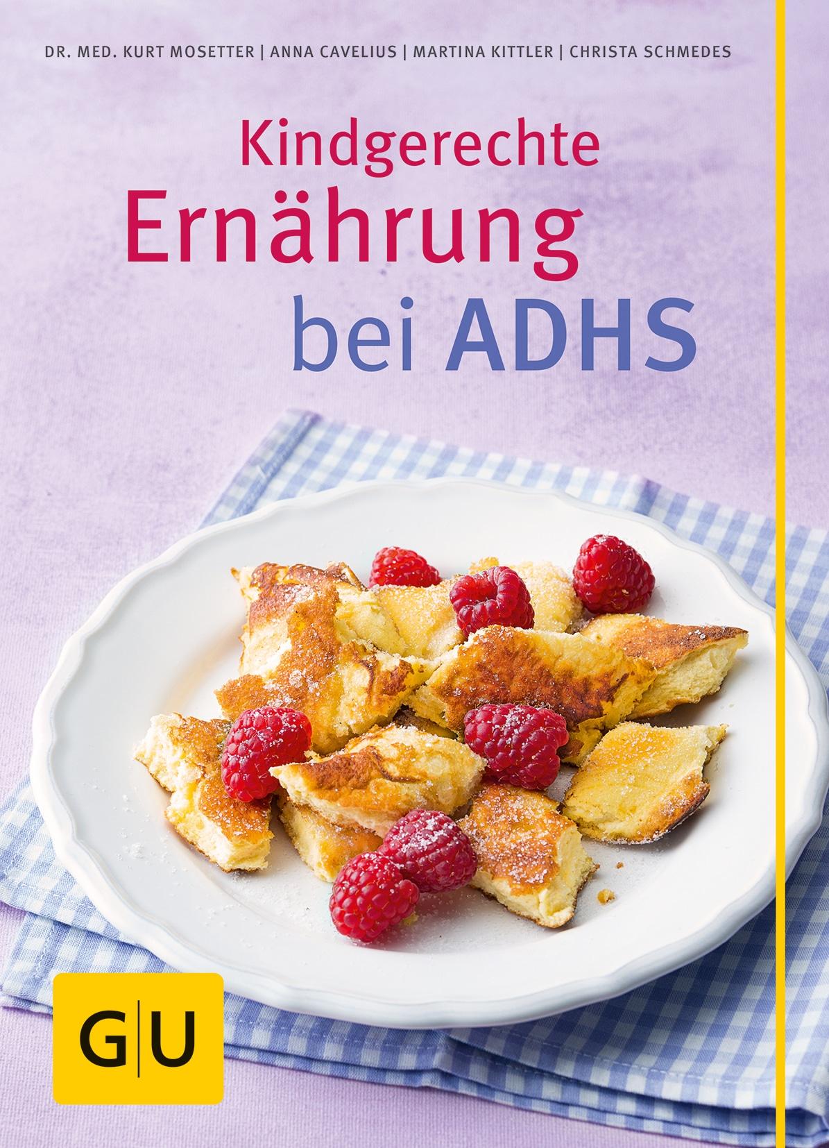 Kindgerechte Ernährung bei ADHS - Buch (Softcover)