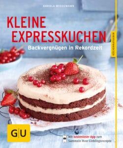 Kleine Expresskuchen - Buch (Softcover)