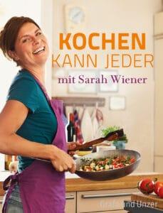 Kochen kann jeder mit Sarah Wiener - Buch (Hardcover)