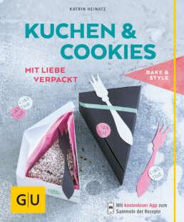 Kuchen & Cookies mit Liebe verpackt - Buch (Softcover)