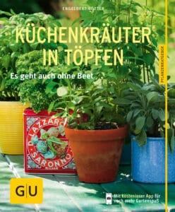 Küchenkräuter in Töpfen - Buch (Softcover)