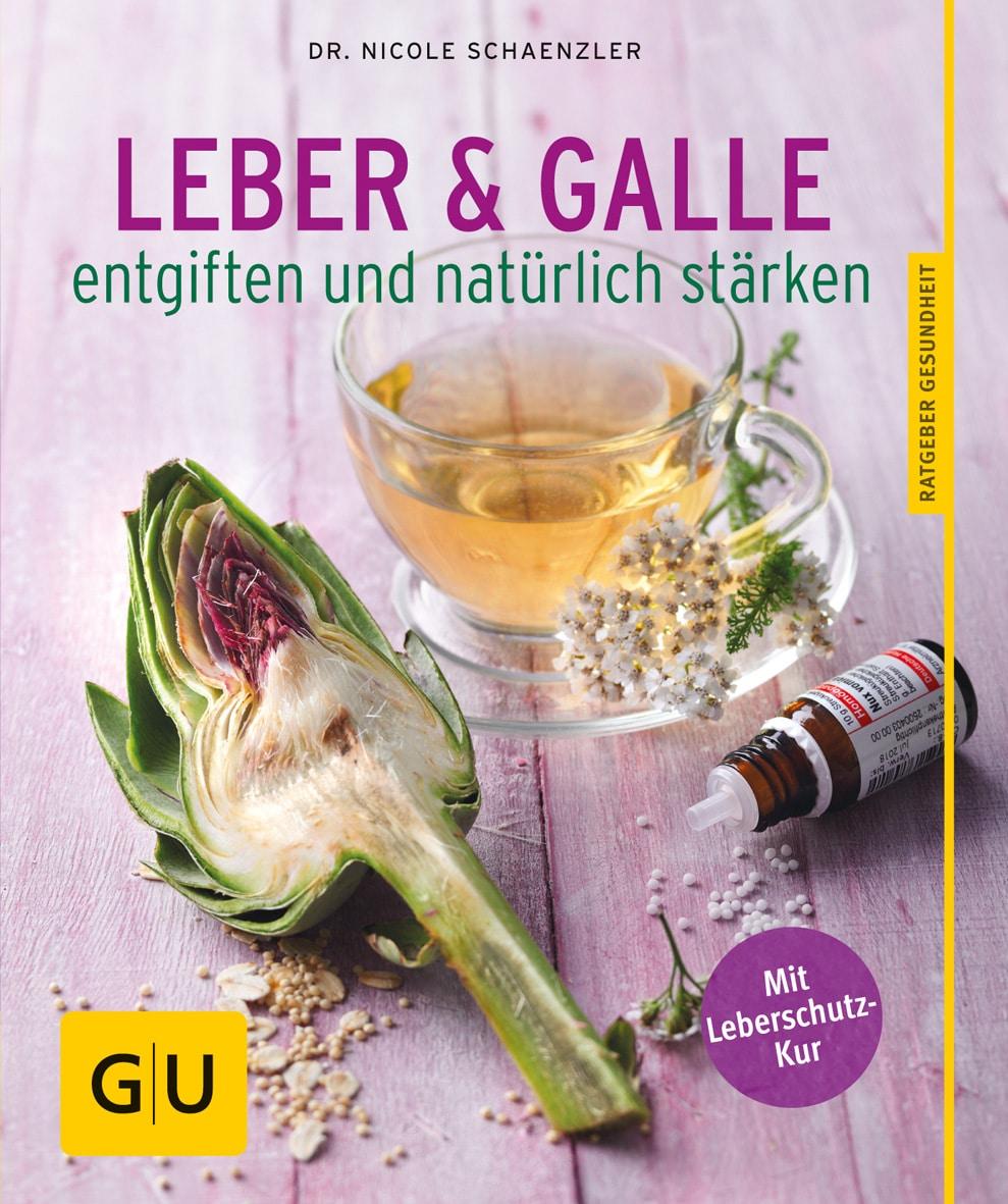 Leber und Galle entgiften und natürlich stärken - Buch (Softcover)