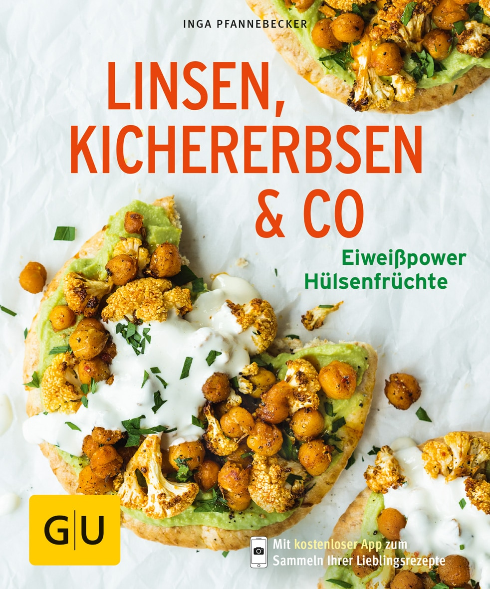 Linsen, Kichererbsen & Co. - Buch (Softcover)
