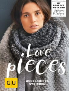 Love pieces - Buch (Hardcover)