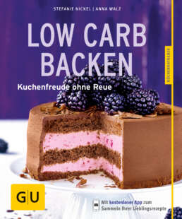 Low-Carb-Backen - Buch (Softcover)