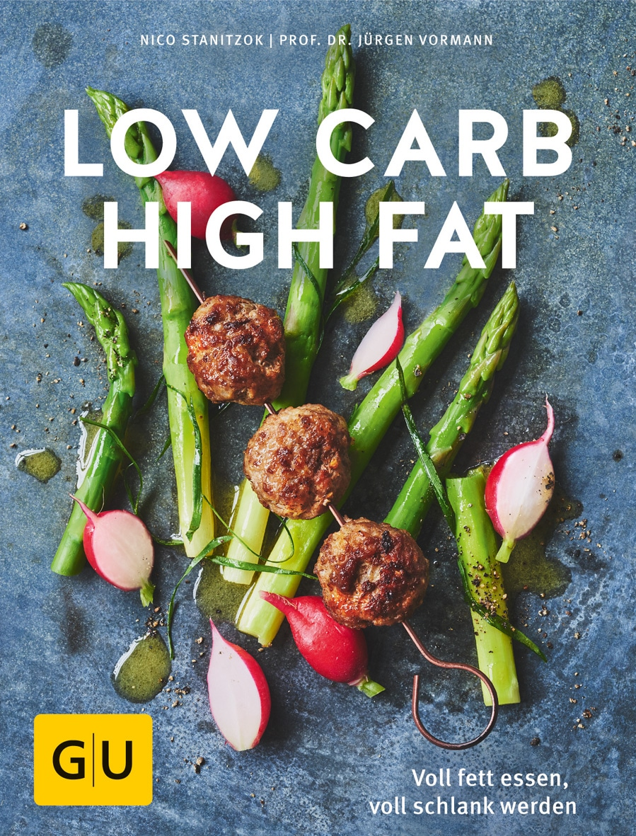 Low Carb High Fat - Buch (Hardcover)