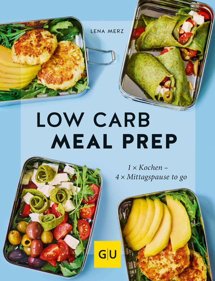 Low Carb Meal Prep - Buch (Softcover)