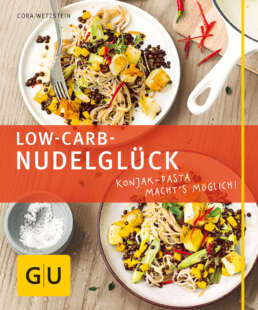 Low-Carb-Nudelglück - Buch (Softcover)