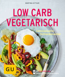 Low Carb vegetarisch - Buch (Softcover)