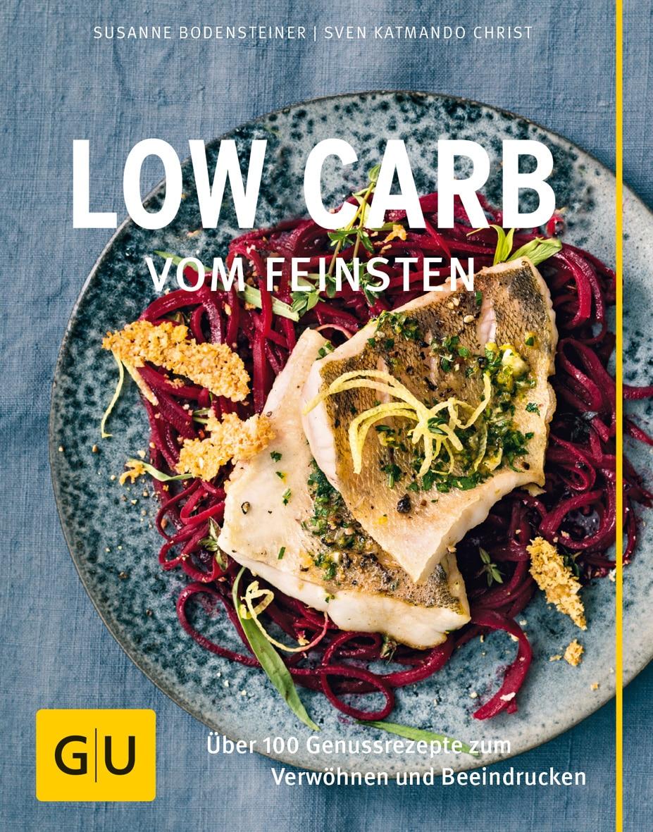 Low Carb vom Feinsten - Buch (Hardcover)