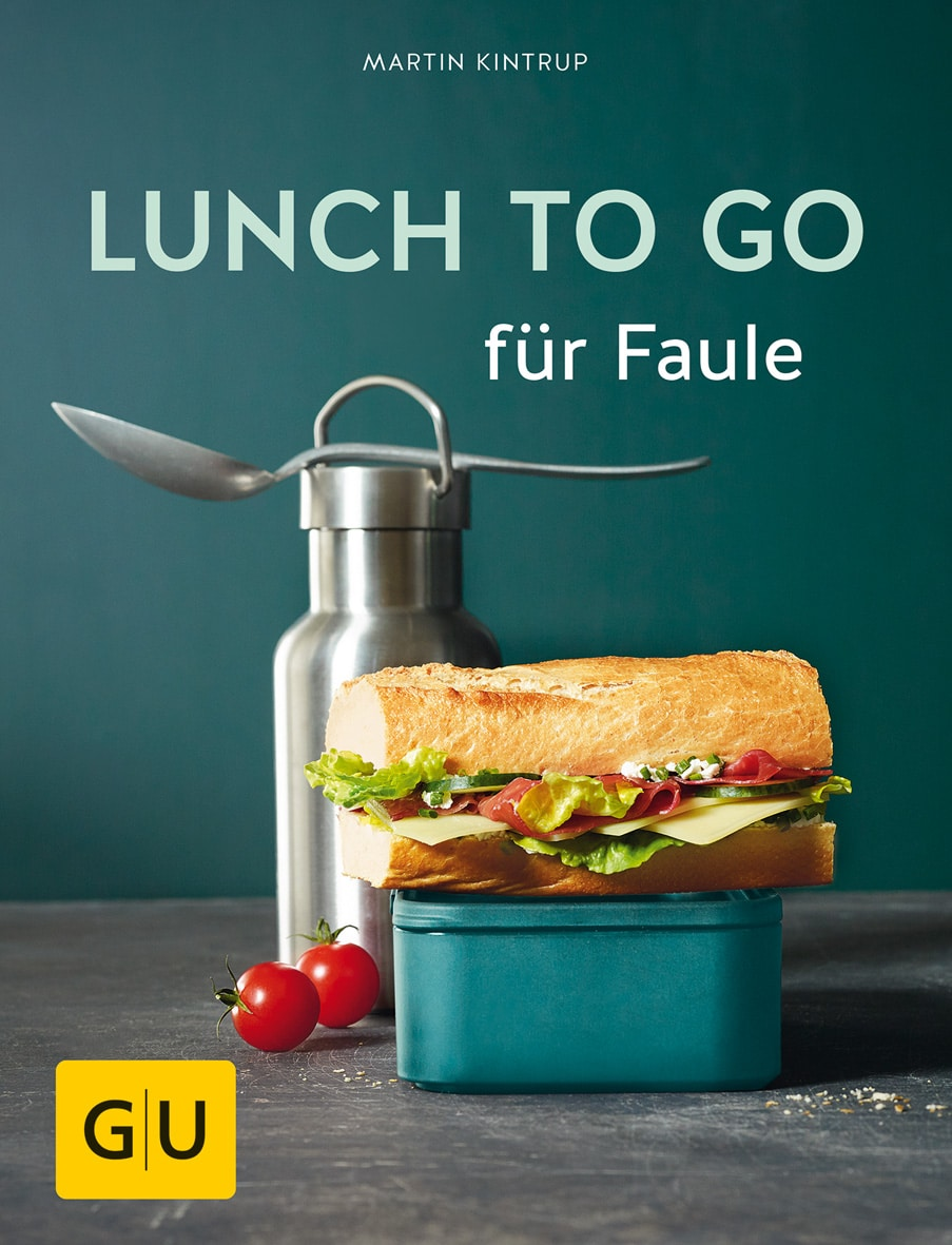 Lunch to go für Faule - Buch (Softcover)