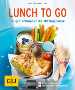 Lunch to go - Buch (Softcover)