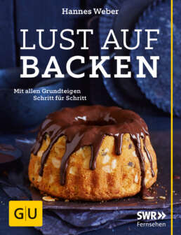 Lust auf Backen - Buch (Hardcover)