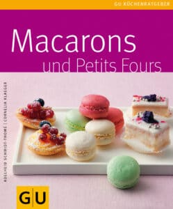 Macarons und Petit Fours - Buch (Softcover)