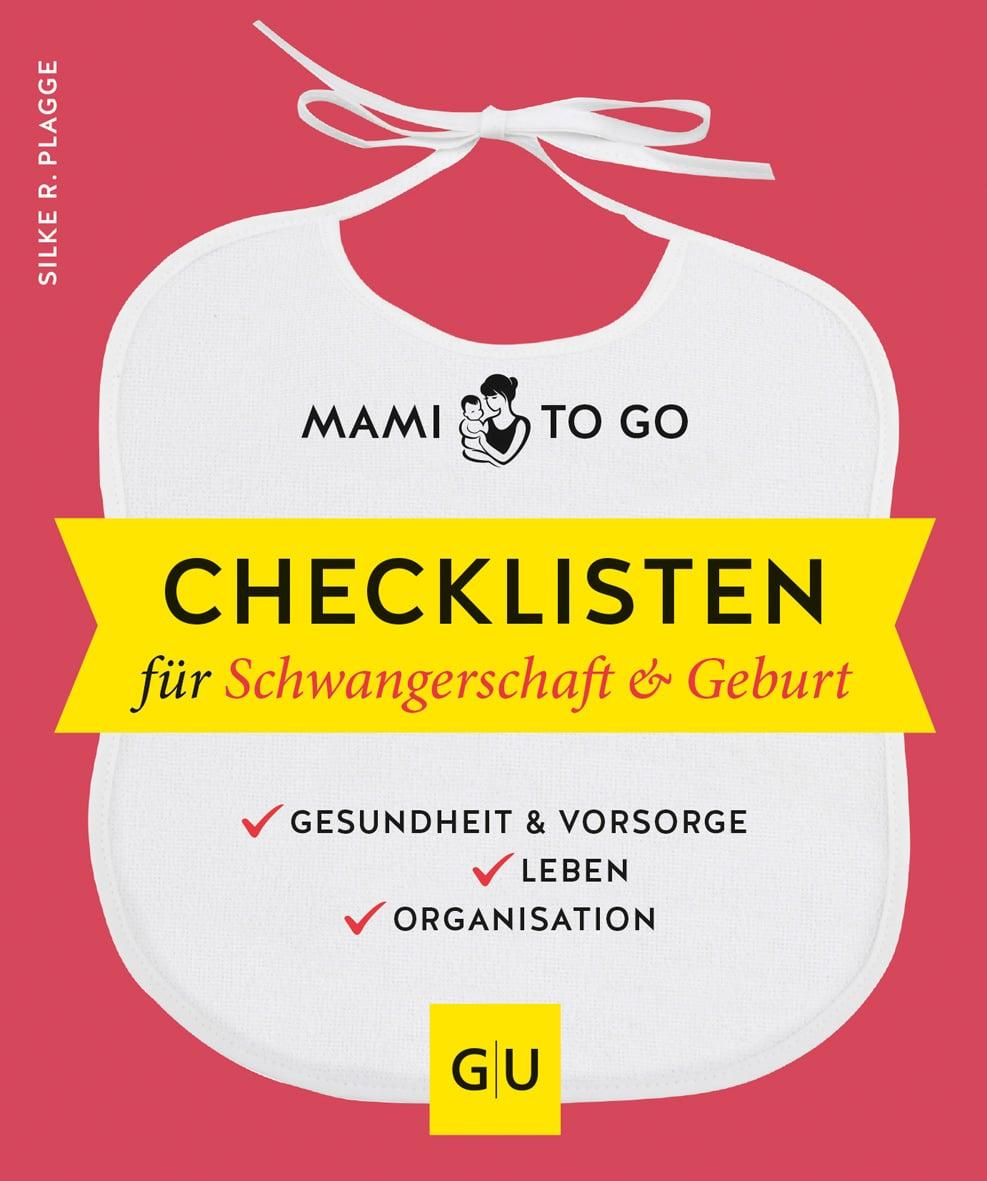 Mami to go - Checklisten für Schwangerschaft & Geburt - Buch (Softcover)