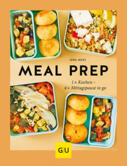 Meal Prep - Buch (Softcover)