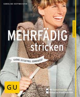 Mehrfädig stricken - Buch (Softcover)
