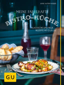 Meine fabelhafte Bistro-Küche - Buch (Hardcover)