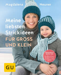 Meine liebsten Strickideen für Groß und Klein - Buch (Hardcover)