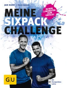 Meine Sixpack-Challenge - Buch (Softcover)