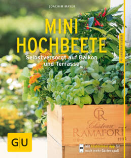 Mini-Hochbeete - Buch (Softcover)