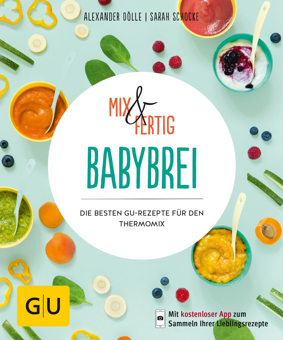 Mix & Fertig Babybrei - Buch (Softcover)